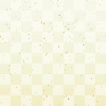 Gold leaf and cobblestone background pattern
