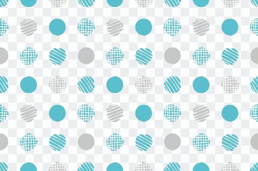 Pattern 15 dots