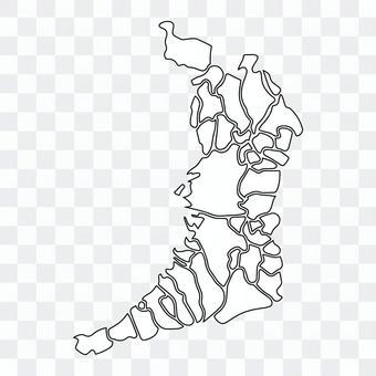 Japan Map Osaka 04