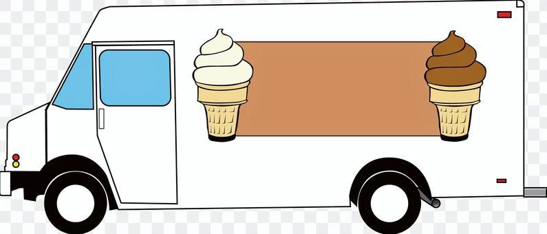 軟冰淇淋銷售