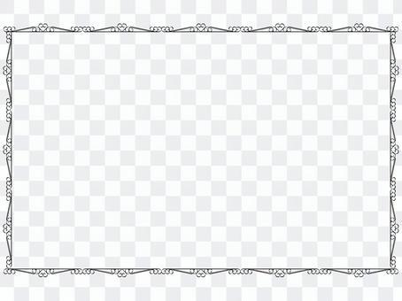 아라베스크 프레임 2