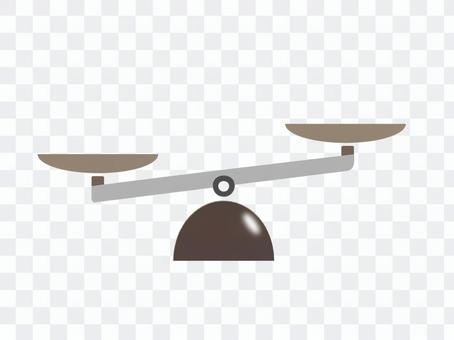 平衡(右上)