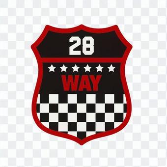 補丁-28 / WAY