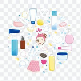 Accessory set_Skin care