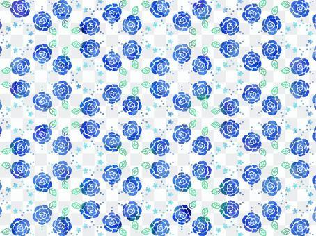 青いバラ 壁紙