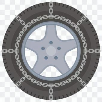輪胎鏈 -  01