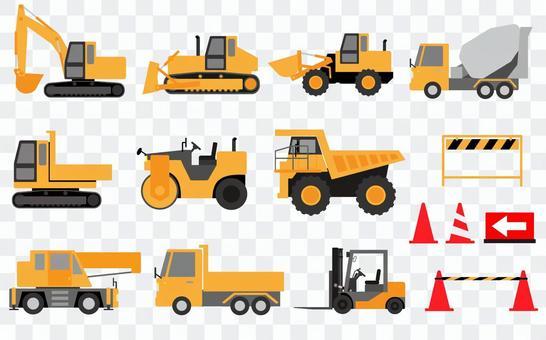 重型設備工程車輛工程車輛