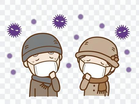 老人病毒預防