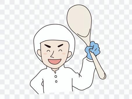 工廠員工(煮飯)