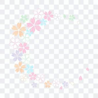櫻花粉彩_光_圓框1851