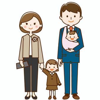 入學典禮_父母與子女15