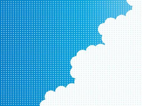 天空和雲彩08