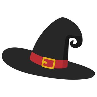圓頭帽圓圓黑