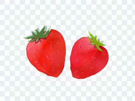簡單的草莓