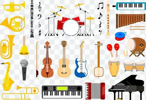 Instrument set