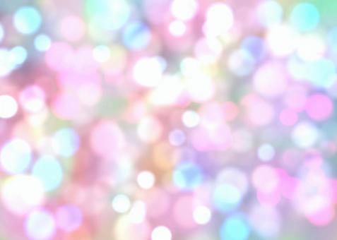 霓虹燈閃光