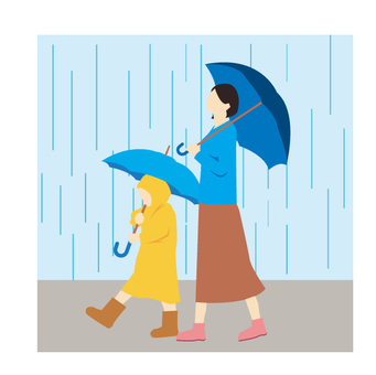 Rain pick-up
