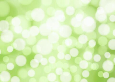 Fluffy light background green