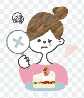 [Dango]飲食限制