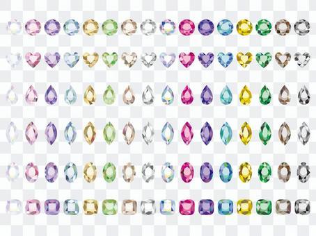 6種珠寶套裝