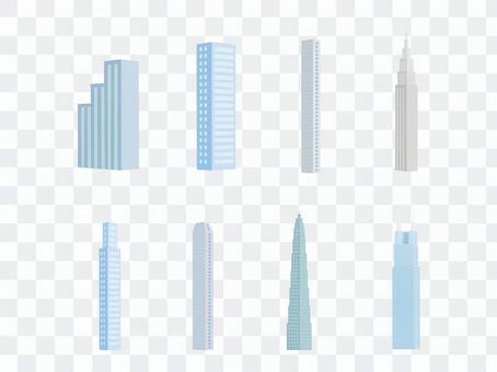 Building (office building, skyscraper)