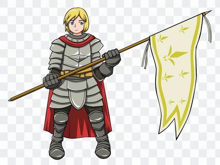 珍妮·達克(Jeanne d'Arc)