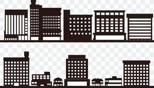 城市景觀影系列住宿