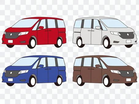 小型貨車家用車