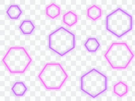 六角ネオン2