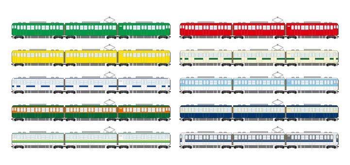 3車train-1