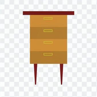 時尚餐具櫃