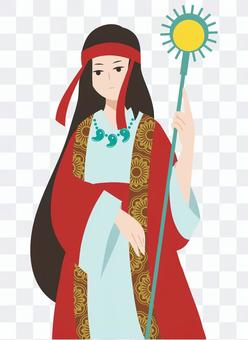 고대 여성