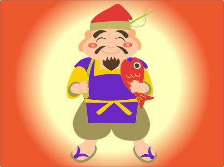 Ebisu Seven Lucky Gods