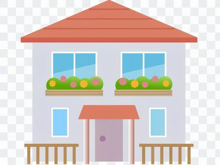 House price: 60126. Pink