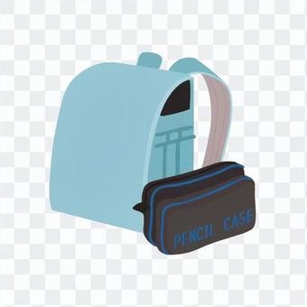 書包和鉛筆盒