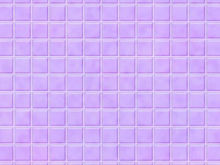 タイルの背景(紫)