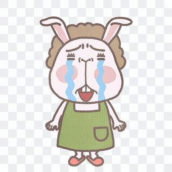 哭泣的拉比母親(已改善)