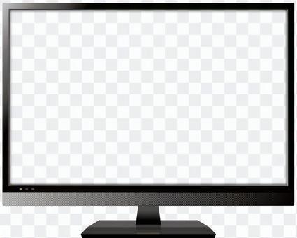 液晶電視(屏幕透明)