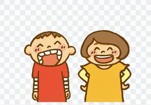 小孩3(大笑)