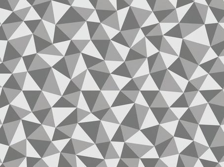 不規則三角形背景(灰色)