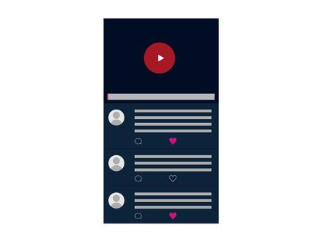視頻分享網站image_Dark mote