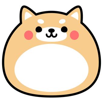 Single item Shiba Inu 1 animal frame