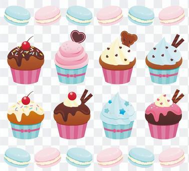 杯子蛋糕配件___ 1