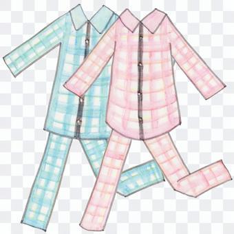 Pajamas (Pair)