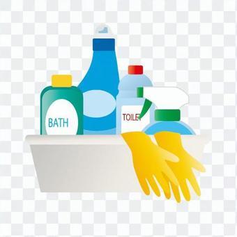 清潔工具集