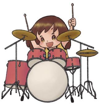 Drummer (female)
