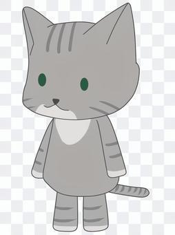Anthropomorphic cat, Sabatra