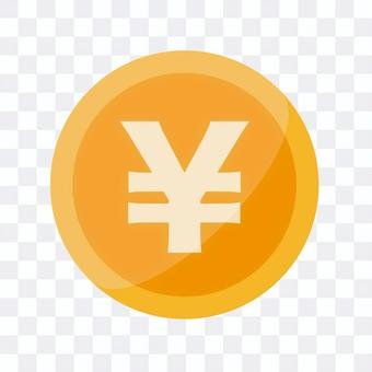 日元標記硬幣