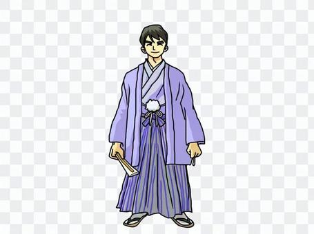 成人式(男子)