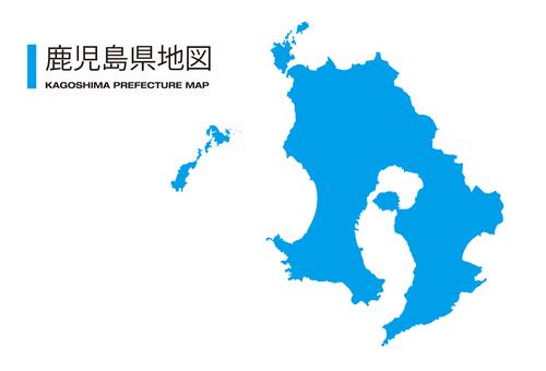 鹿兒島縣_地圖